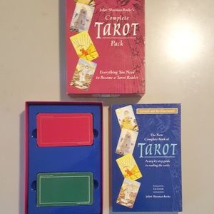 Other - 2 sets of Tarot Cards w/book set